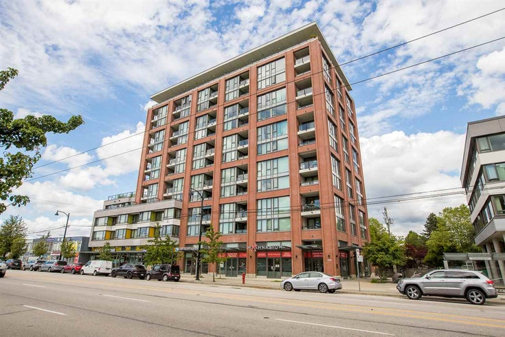 1109 2689 KINGSWAY - Collingwood VE Apartment/Condo for sale, 2 Bedrooms (R2482018)