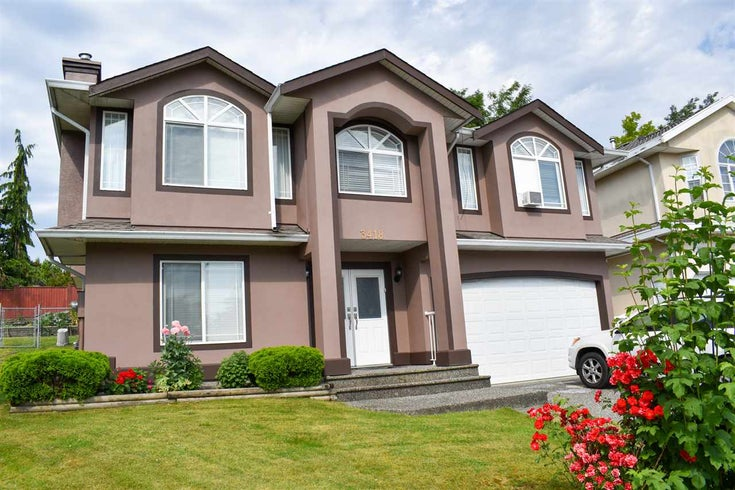 3418 SIDEGROVE COURT - Abbotsford West House/Single Family for sale, 7 Bedrooms (R2482032)