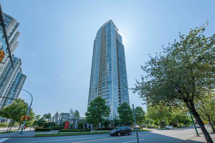 1505 4880 BENNETT STREET - Metrotown Apartment/Condo for sale, 2 Bedrooms (R2482036)