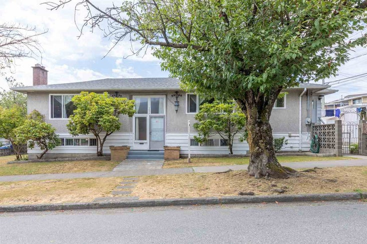 7575 INVERNESS STREET - South Vancouver House/Single Family for sale, 6 Bedrooms (R2482061)