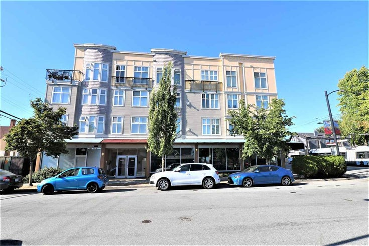 310 1503 W 65TH AVENUE - S.W. Marine Apartment/Condo for sale, 2 Bedrooms (R2482102)