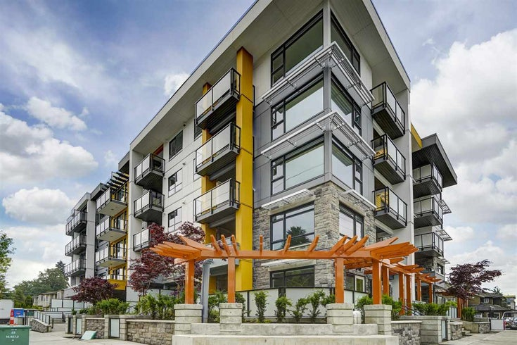 304 1519 CROWN STREET - Lynnmour Apartment/Condo for sale, 3 Bedrooms (R2482130)