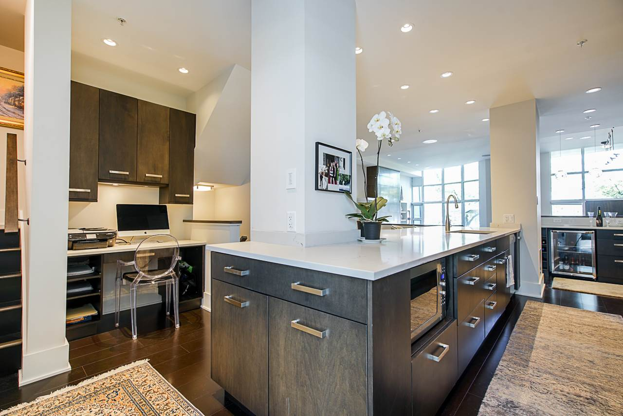 116 1228 MARINASIDE CRESCENT - Yaletown Townhouse for sale, 2 Bedrooms (R2482147) - #22