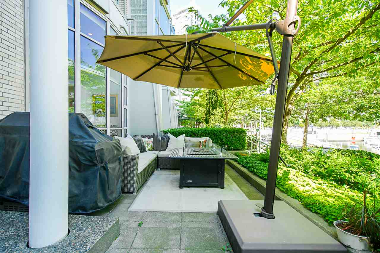 116 1228 MARINASIDE CRESCENT - Yaletown Townhouse for sale, 2 Bedrooms (R2482147) - #38