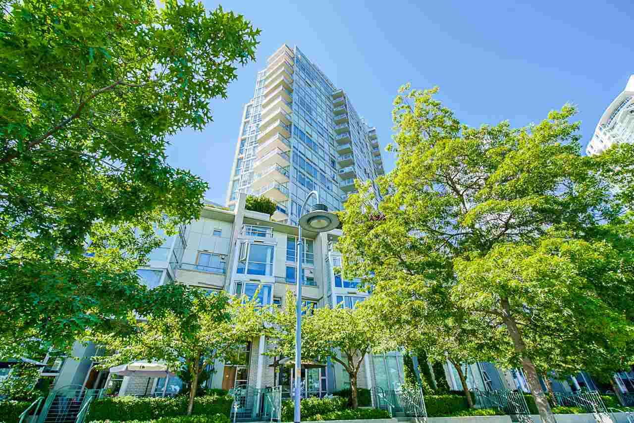116 1228 MARINASIDE CRESCENT - Yaletown Townhouse for sale, 2 Bedrooms (R2482147) - #40