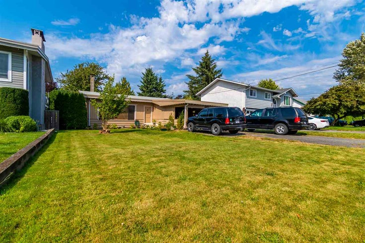 45805 LEWIS AVENUE - Chilliwack N Yale-Well House/Single Family for sale, 3 Bedrooms (R2482189)
