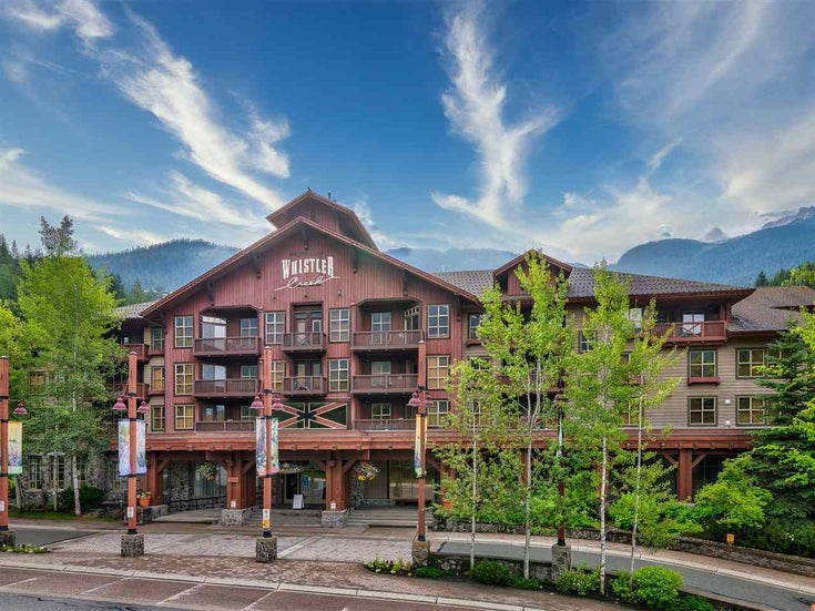 522C 2036 LONDON LANE - Whistler Creek Apartment/Condo for sale, 2 Bedrooms (R2482207)