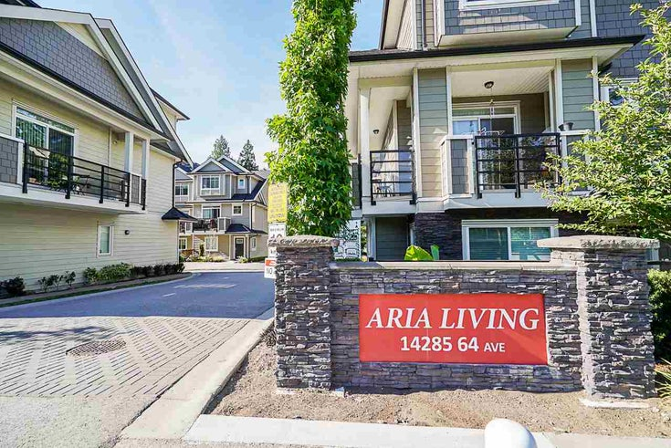 6 14285 64 AVENUE - Sullivan Station Townhouse for sale, 4 Bedrooms (R2482240)
