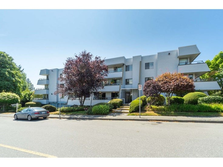 106 1341 GEORGE STREET - White Rock Apartment/Condo for sale, 1 Bedroom (R2482250)