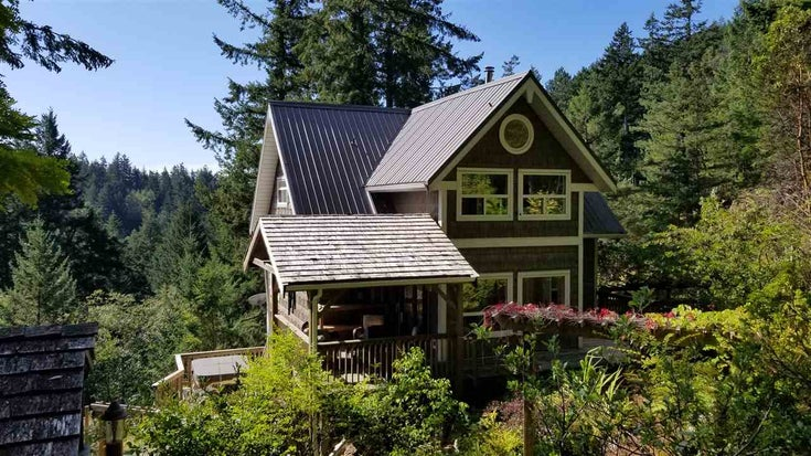 360 CREEK ROAD - Bowen Island House/Single Family for sale, 3 Bedrooms (R2482255)