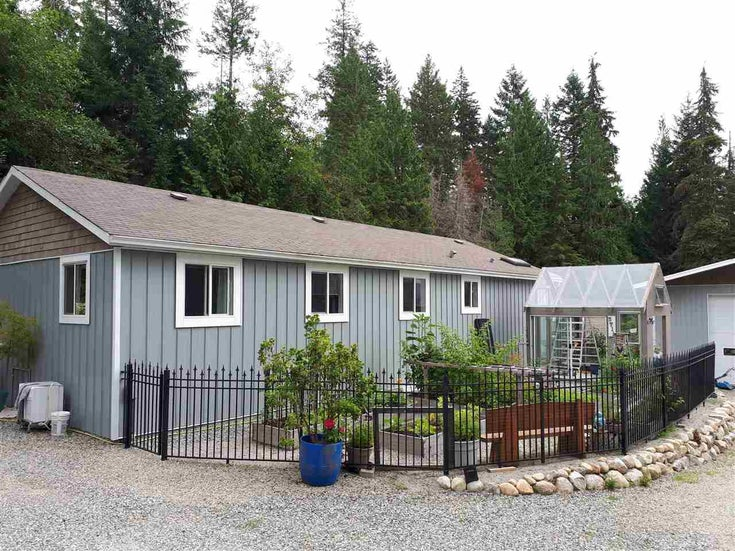 5711 SANDY HOOK ROAD - Sechelt District Manufactured with Land for sale, 3 Bedrooms (R2482281)