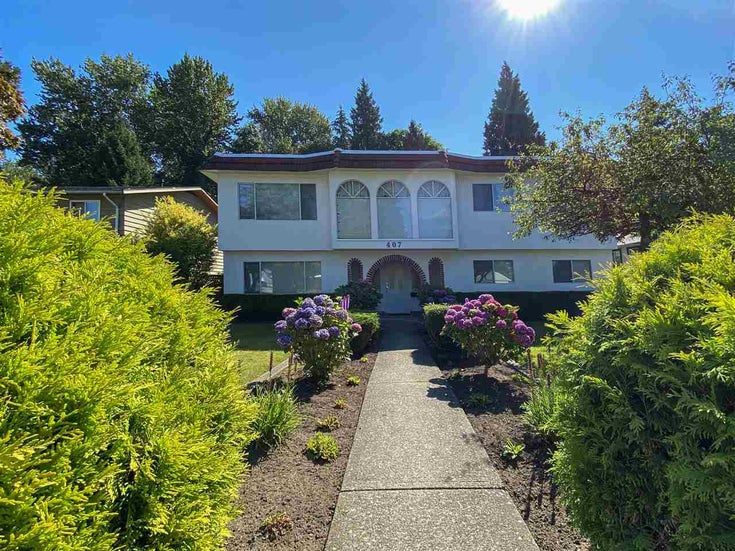 407 LAURENTIAN CRESCENT - Central Coquitlam House/Single Family for sale, 5 Bedrooms (R2482289)