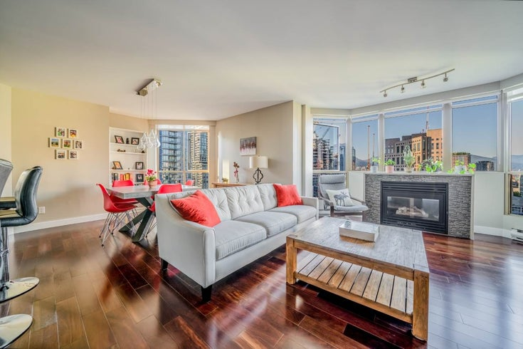 2605 867 HAMILTON STREET - Downtown VW Apartment/Condo for sale, 2 Bedrooms (R2482295)