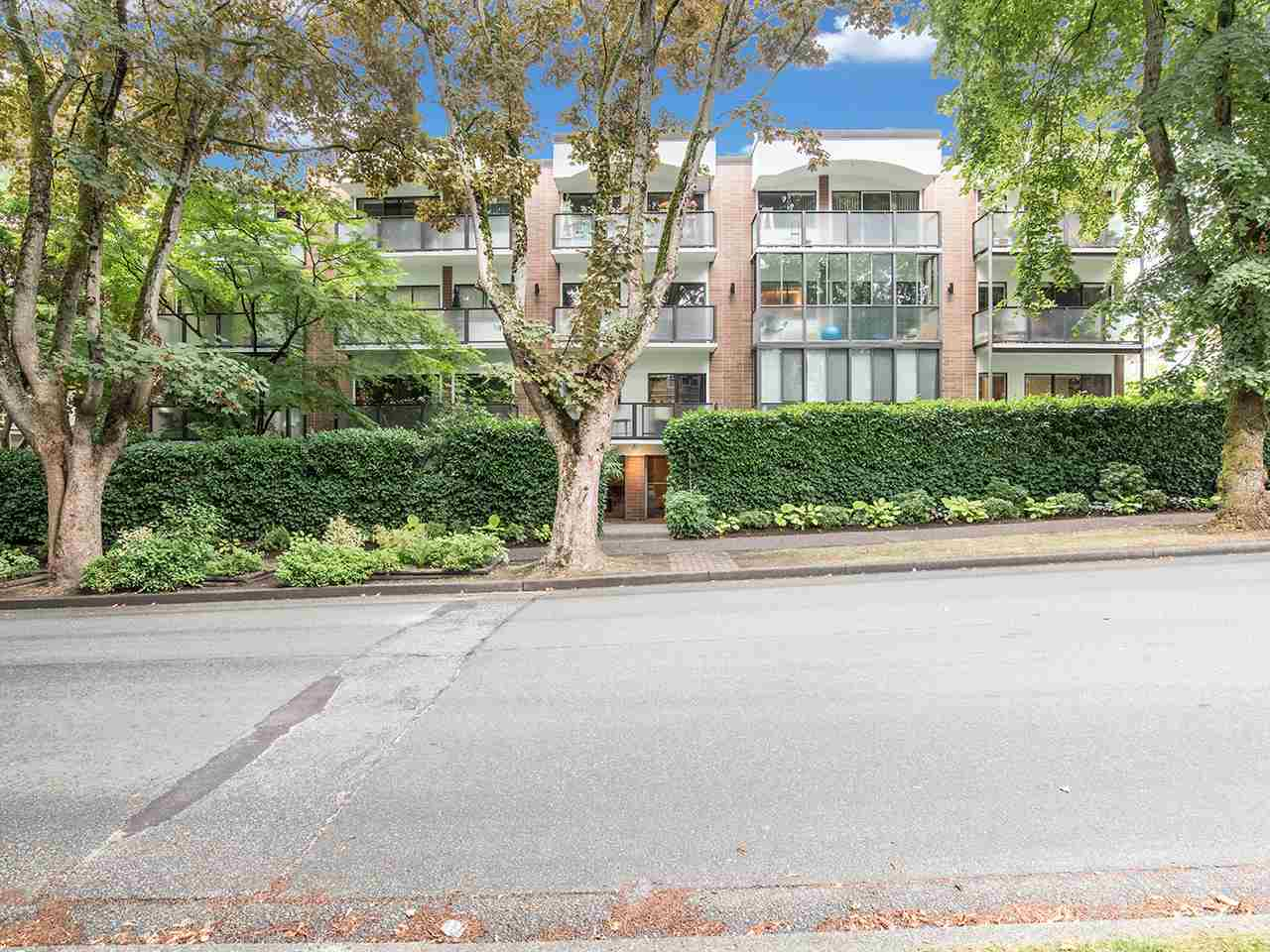 104 1535 W NELSON STREET - West End VW Apartment/Condo for sale, 1 Bedroom (R2482296) - #1