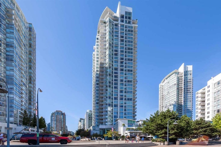 1807 1199 MARINASIDE CRESCENT - Yaletown Apartment/Condo for sale, 1 Bedroom (R2482323)