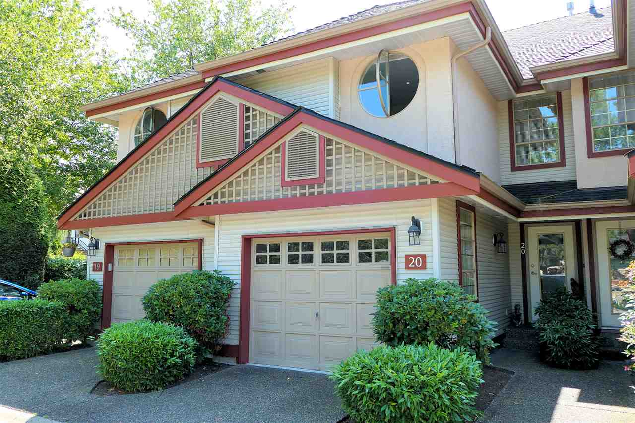 20 8855 212 STREET - Walnut Grove Townhouse for sale, 2 Bedrooms (R2482334) - #1