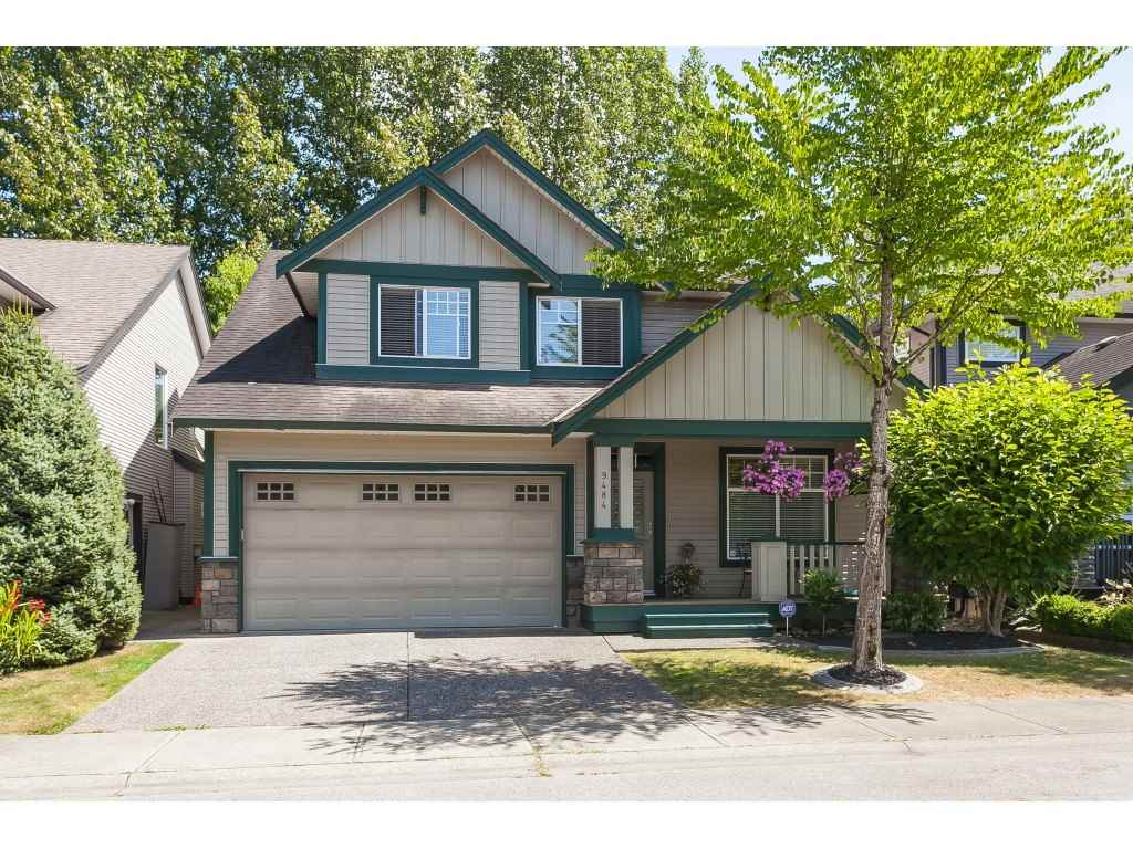 9484 217 STREET - Walnut Grove House/Single Family for sale, 4 Bedrooms (R2482346) - #1