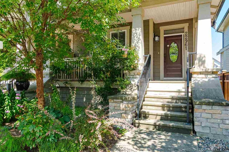 22961 BILLY BROWN ROAD - Fort Langley Row House (Non-Strata) for sale, 4 Bedrooms (R2482355)