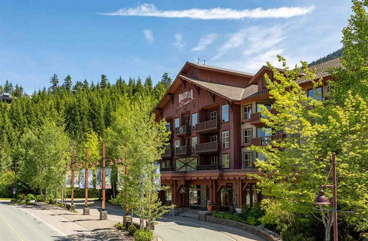 415A 2036 LONDON LANE - Whistler Creek Apartment/Condo for sale, 1 Bedroom (R2482454)