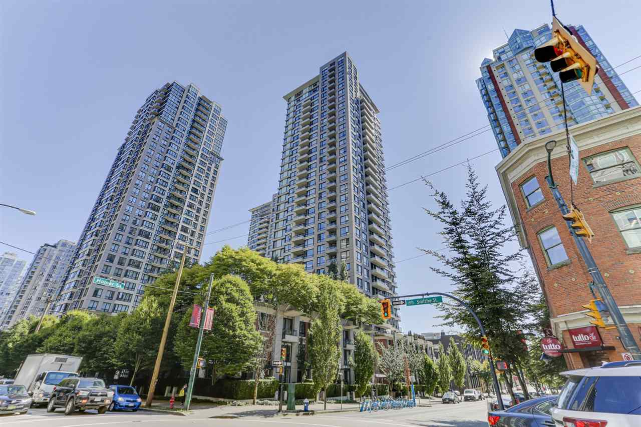 1104 928 HOMER STREET - Yaletown Apartment/Condo for sale, 1 Bedroom (R2482462) - #1