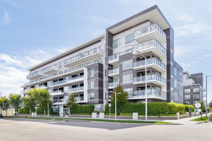307 7008 RIVER PARKWAY - Brighouse Apartment/Condo for sale, 2 Bedrooms (R2482465)