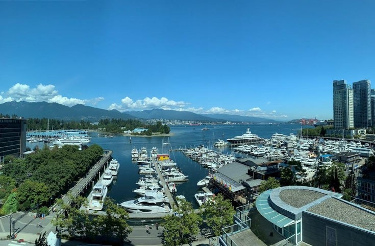 1005 560 CARDERO STREET - Coal Harbour Apartment/Condo for sale, 3 Bedrooms (R2482467)