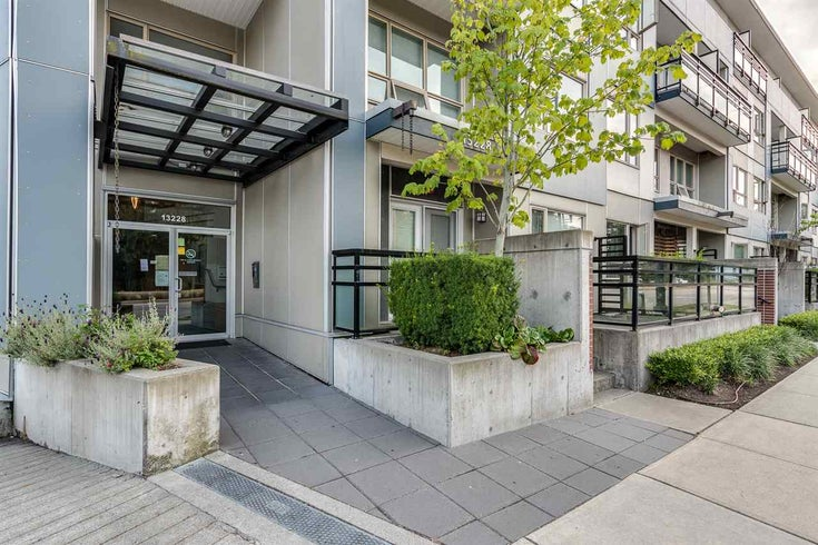 419 13228 OLD YALE ROAD - Whalley Apartment/Condo for sale, 1 Bedroom (R2482486)