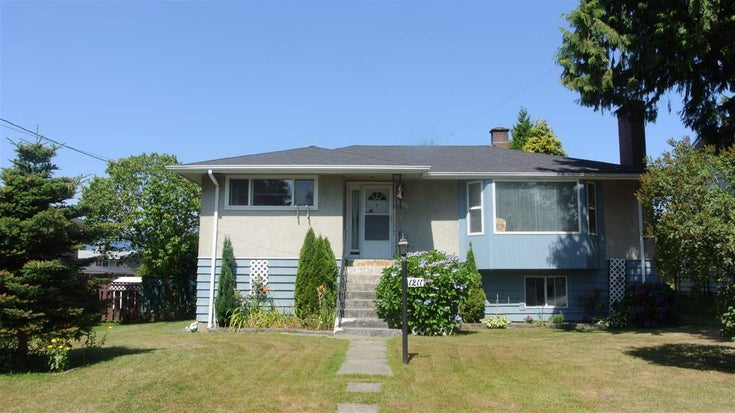 1211 FOSTER AVENUE - Central Coquitlam House/Single Family for sale, 4 Bedrooms (R2482499)