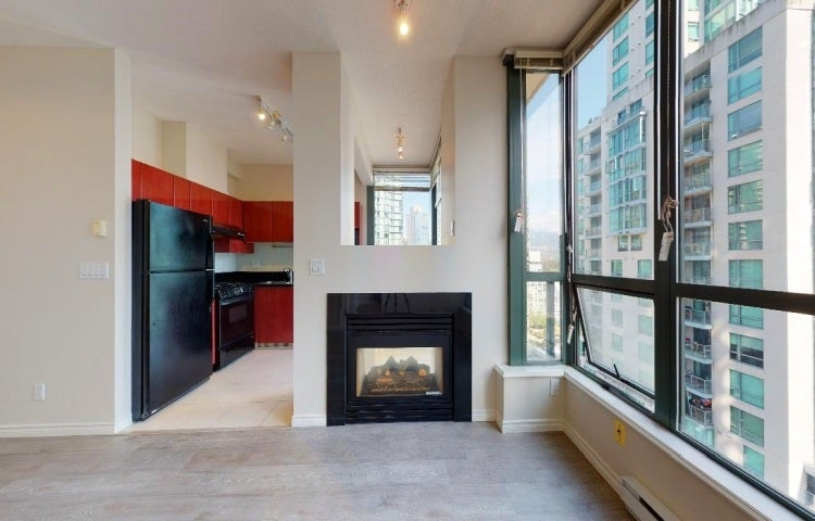1507 1239 W GEORGIA STREET - Coal Harbour Apartment/Condo for sale, 2 Bedrooms (R2482519) - #1