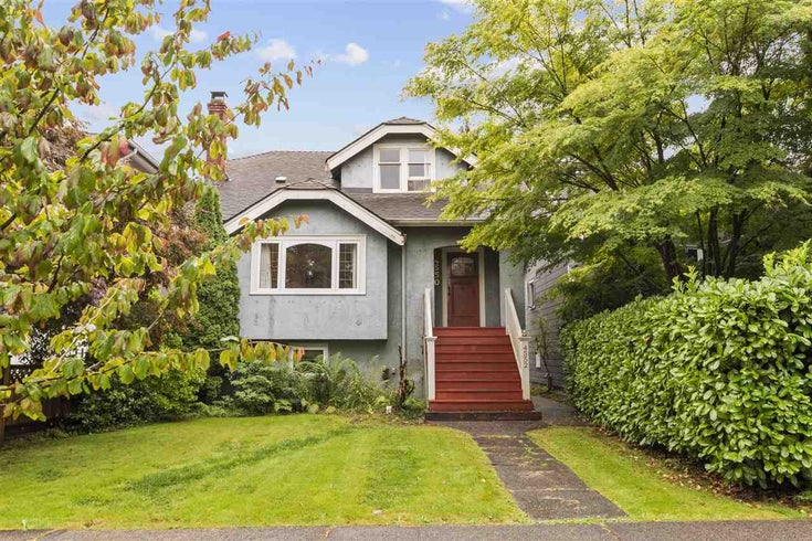 4550 W 11TH AVENUE - Point Grey House/Single Family for sale, 6 Bedrooms (R2482523)