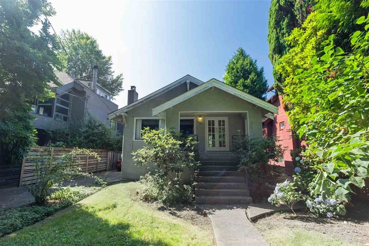 3424 W 5TH AVENUE - Kitsilano House/Single Family for sale, 7 Bedrooms (R2482529)