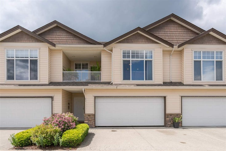 63 8590 SUNRISE DRIVE - Chilliwack Mountain Townhouse for sale, 3 Bedrooms (R2482530)