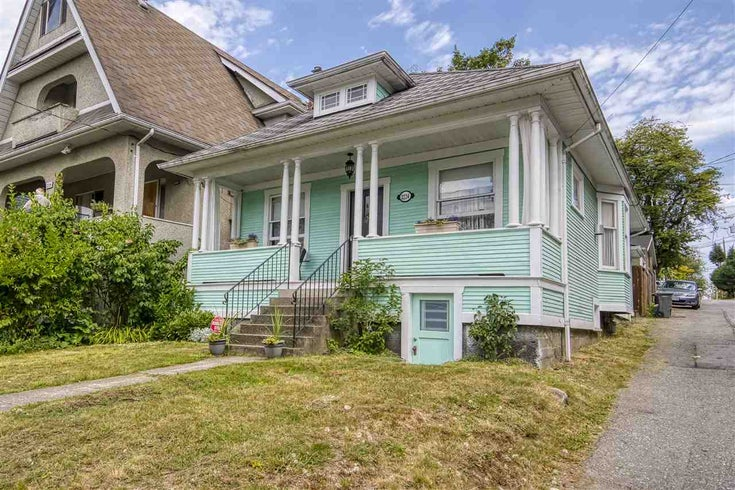 2224 VICTORIA DRIVE - Grandview Woodland House/Single Family for sale, 2 Bedrooms (R2482613)