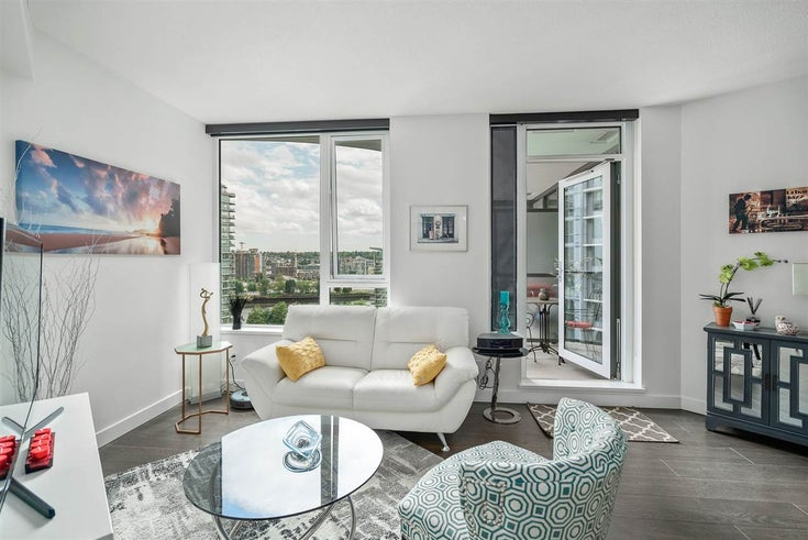 1601 68 SMITHE STREET - Downtown VW Apartment/Condo for sale, 1 Bedroom (R2482623)