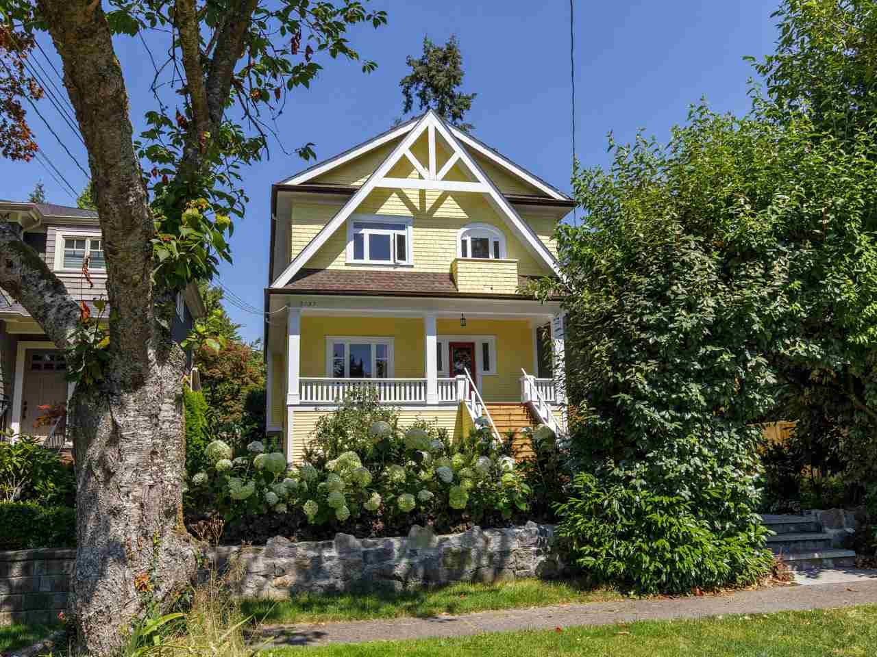 3137 W 42ND AVENUE - Kerrisdale House/Single Family for sale, 5 Bedrooms (R2482679)