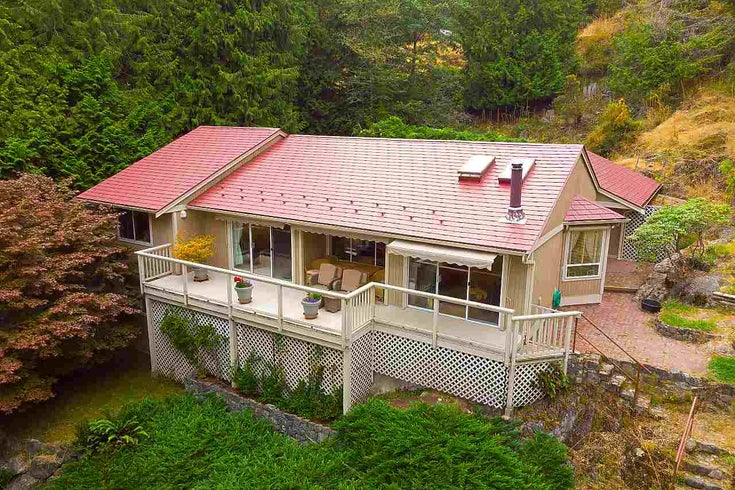 1228 MILLER ROAD - Bowen Island House/Single Family for sale, 3 Bedrooms (R2482685)
