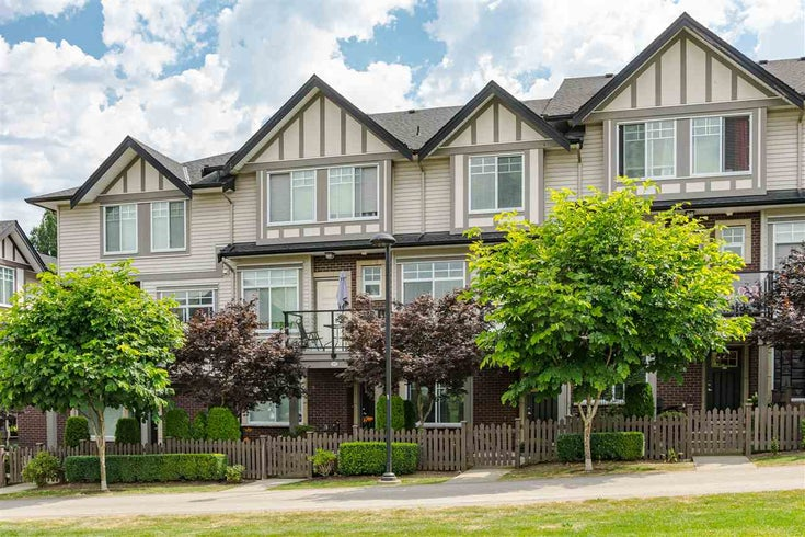 66 7090 180 STREET - Cloverdale BC Townhouse for sale, 4 Bedrooms (R2482696)