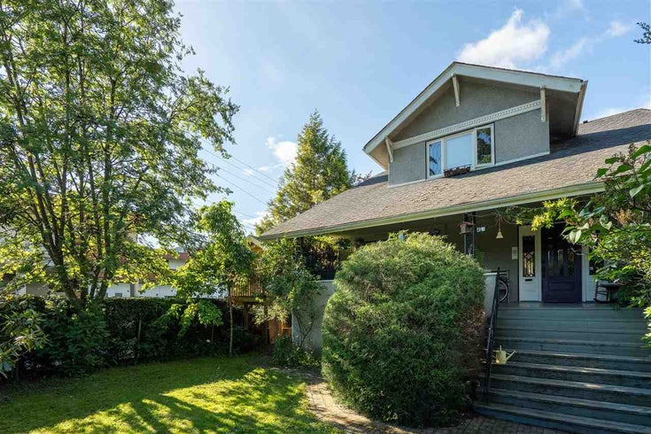 481 W 17TH AVENUE - Cambie House/Single Family for sale, 6 Bedrooms (R2482701)