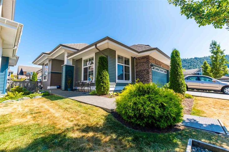 16 5469 CHINOOK STREET - Vedder S Watson-Promontory Townhouse for sale, 3 Bedrooms (R2482814)