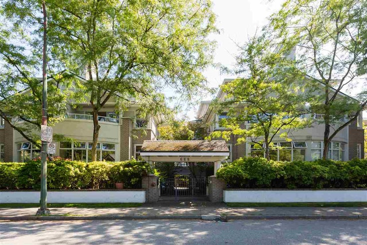 304 668 W 16TH AVENUE - Cambie Apartment/Condo for sale, 2 Bedrooms (R2482822)