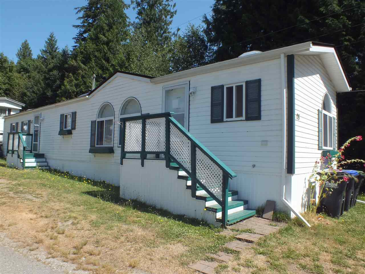 8 22885 TRANS CANADA HIGHWAY - Hope Center Manufactured for sale, 2 Bedrooms (R2482859) - #1