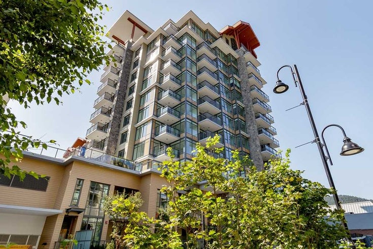 806 2785 LIBRARY LANE - Lynn Valley Apartment/Condo for sale, 2 Bedrooms (R2482875)
