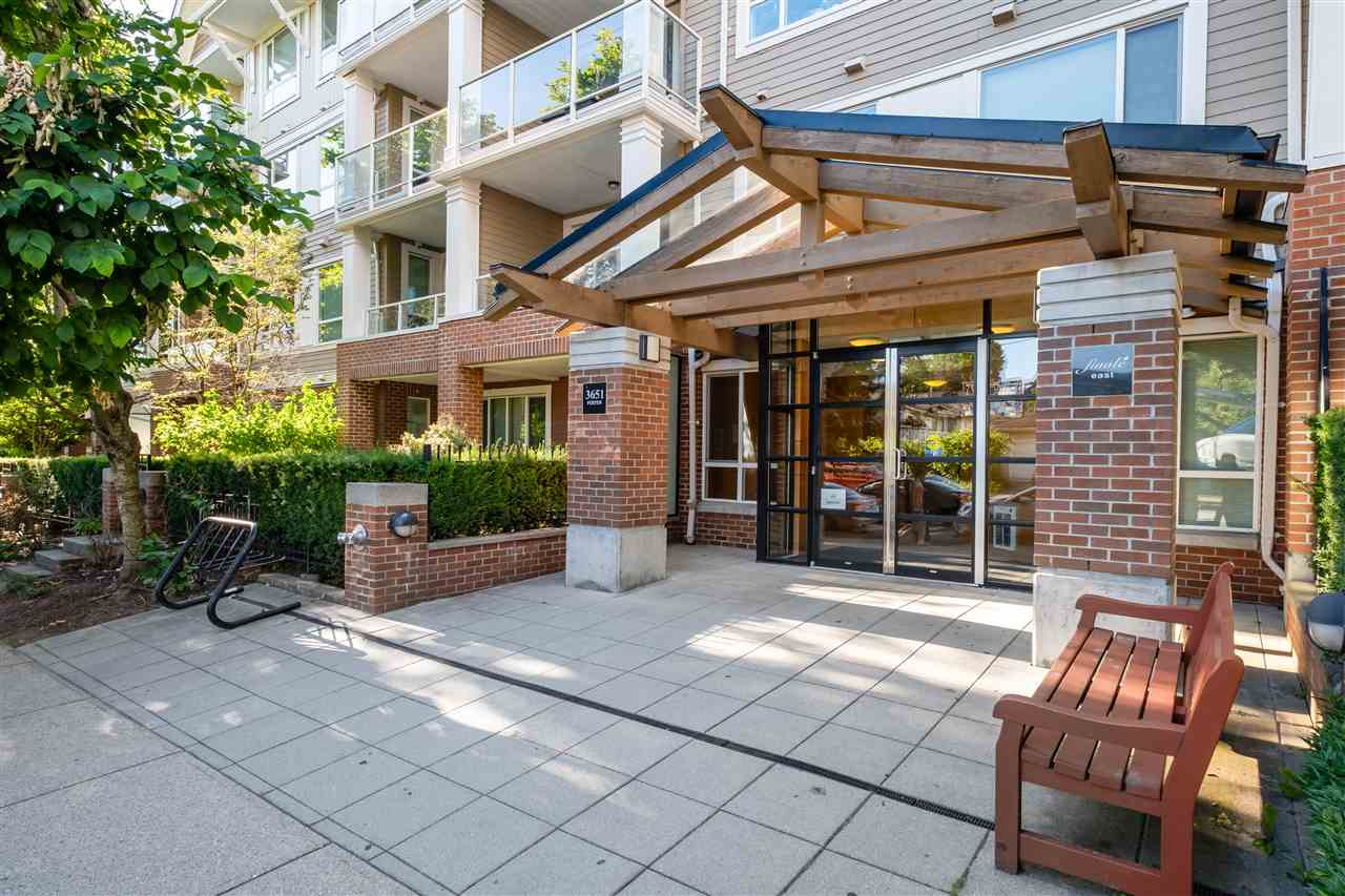 408 3651 FOSTER AVENUE - Collingwood VE Apartment/Condo for sale, 2 Bedrooms (R2482878)