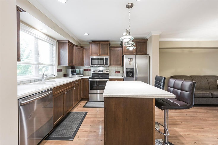 11 46083 AIRPORT ROAD - Chilliwack E Young-Yale Townhouse for sale, 3 Bedrooms (R2482891)