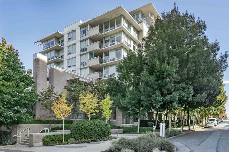 401 1675 W 8TH AVENUE - Fairview VW Apartment/Condo for sale, 2 Bedrooms (R2482899)