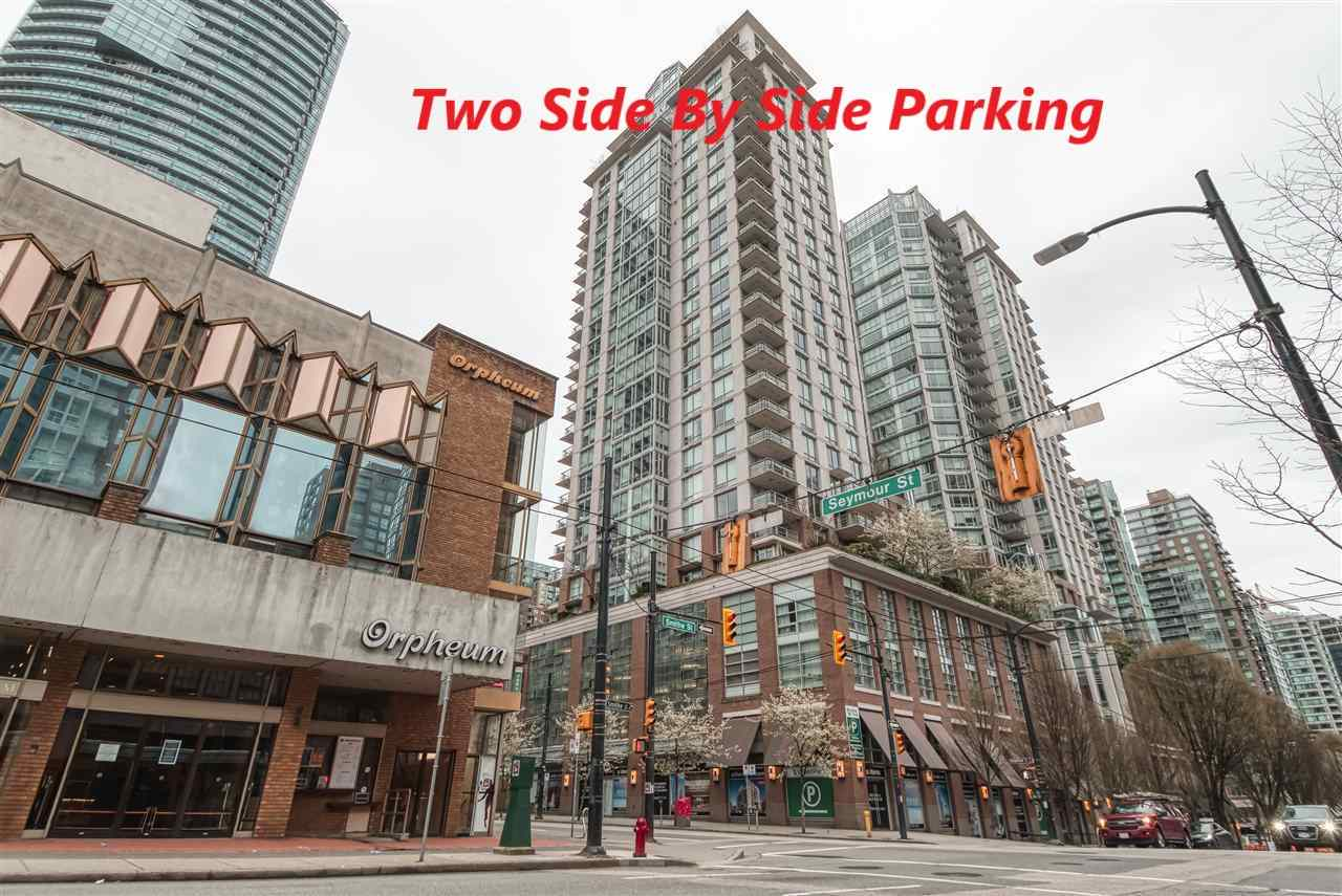 2703 565 SMITHE STREET - Downtown VW Apartment/Condo for sale, 2 Bedrooms (R2482912) - #1