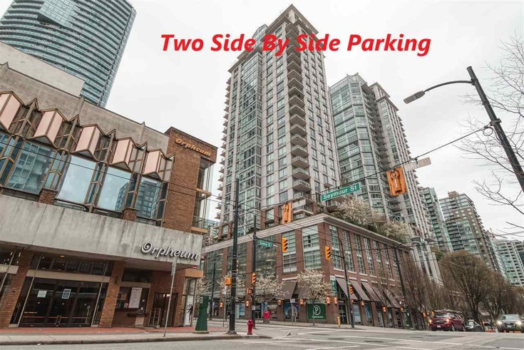 2703 565 SMITHE STREET - Downtown VW Apartment/Condo for sale, 2 Bedrooms (R2482912)