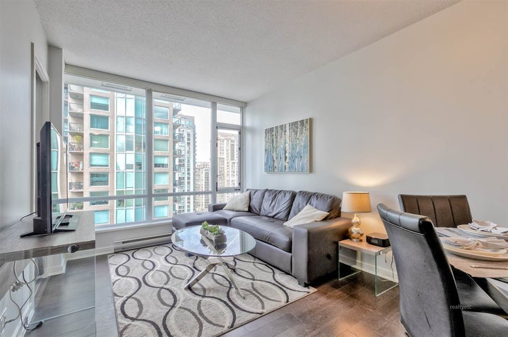 1707 833 HOMER STREET - Downtown VW Apartment/Condo for sale, 1 Bedroom (R2482929)