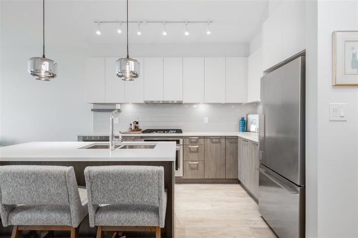 206 615 E 3RD STREET - Lower Lonsdale Apartment/Condo for sale, 1 Bedroom (R2482939)