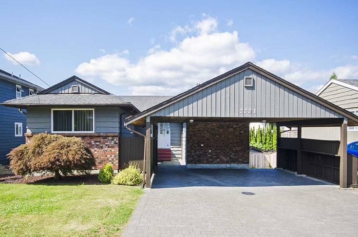 2221 BROOKMOUNT DRIVE - Port Moody Centre House/Single Family for sale, 4 Bedrooms (R2483008)